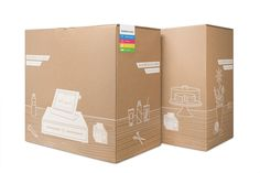 Packaging of the World: Creative Package Design Archive and Gallery: Business in a Box