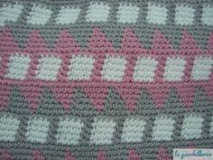 tapestry crochet (pattern+tutorials)