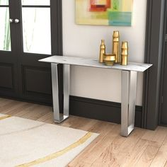Found it at Wayfair - Geelong Console Table