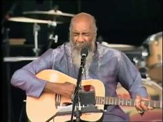 Richie Havens - Lives In The Balance - - Newport Folk Festival (Official) Richie Havens, Cant Take Anymore, Who Is The First, Folk Festival, Popular Music, Newport, Jazz, Gun, Youtube