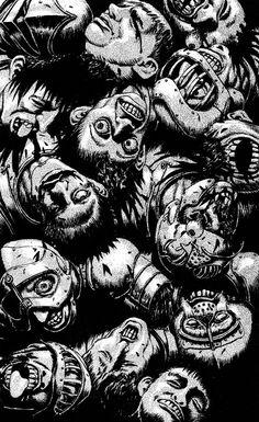 Berserk - the stuff of my nightmares