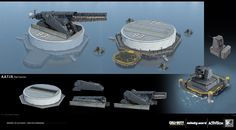 ArtStation - Geneva Environment Concepts - Call of Duty: Infinite Warfare , Thomas A. Szakolczay