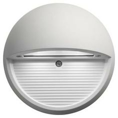 The LED Surface Mount White Round Step Light from Lithonia Lighting is ideal for outdoor use in commercial and residential applications such as lighting walkways and stairways. The integrated LEDs mean you never have to change a bulb. The sturdy weat Led Exterior Lighting, Lithonia Lighting, Stair Lighting, Outdoor Wall Lighting, Hinkley Lighting, Deck Stair Lights, Led Step Lights, Light Works, Progress Lighting