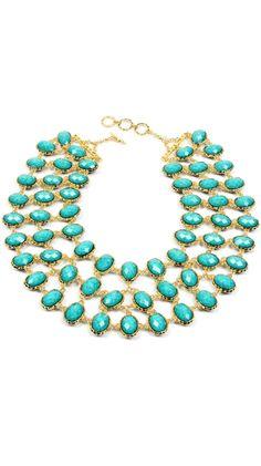 Hampton Reversible Bib Necklace