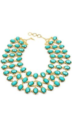Hampton Reversible Bib Necklace by Amrita Singh. Genius and beautiful. Two necklaces in one.