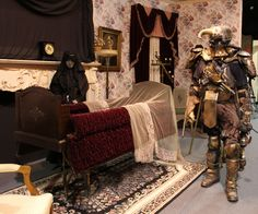 National Museum of Funeral History...this is someplace that I would actually really be interested in going to.