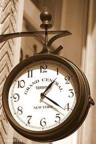 Grand Central Station clock, NYC, www.RevWill.com