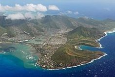 Day Trips to take near Honolulu Aerial view of Hawai'i Kai and southeast O'ahu