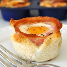 Cooking with Manuela: Sinfully Delicious Egg and Pancetta on Toasted and...