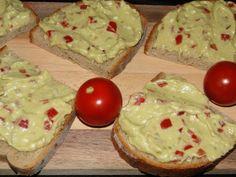 Avocado Toast, Guacamole, Ham, Good Food, Mexican, Breakfast, Ethnic Recipes, Morning Coffee, Hams