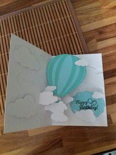 Biglietto mongolfiera 2