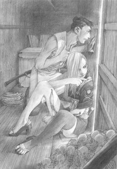 hiroaki samura art - Google Search