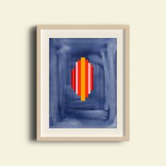 Pillars in Nigh Blue is a premium quality giclee print on archival paper. A fine art print of an original painting / design made with ink and gouache. Framed Art Prints, Fine Art Prints, Paint Designs, Gouache, Giclee Print, Original Paintings, Ink, Abstract, Paper