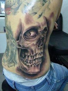 great unique tattoo by David Rinklin    http://trueartists.com
