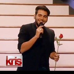 "Ignazio on the ""Kris Jenner Show"" a couple years ago.  So handsome!!"