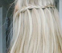Inspiring picture blonde, braid, girl, glam. Resolution: 500x333 px. Find the picture to your taste!