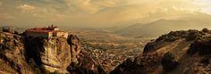 Meteora, Greece - Photography by Slava Mylnikov