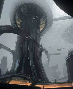 Rainy City by Hideyoshi.deviantart.com on @deviantART