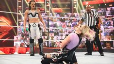 Alexa Bliss vs. Shayna Baszler: photos Shayna Baszler, Lexi Kaufman, Wwe Pay Per View, Money In The Bank, Mind Games, The Cell, Wwe Photos, Superstar, Evolution