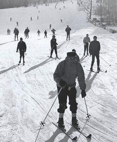 Bousquet Ski Resort, The Berkshires, Mass.