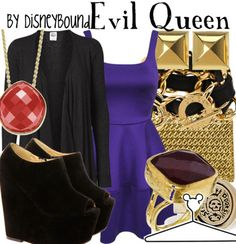 Disney Bound - Evil Queen