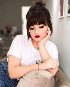 Hair with bangs 43 Best Short Hairstyles with Bangs in 2019 Cute Short Haircuts With Bangs Popular Short Hairstyles, Short Hairstyles For Women, Hairstyles Haircuts, Black Hairstyles, Trendy Hairstyles, Guy Haircuts, Hairstyles Videos, Short Haircuts With Bangs, Short Hair Cuts