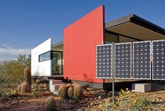 960 square feet Taliesin Design/Build Studio, J. Siegal, M.P. Johnson Design Scottsdale, Arizona
