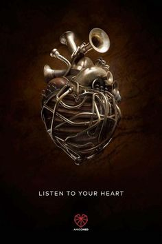 Amicomed: Listen to your heart poster
