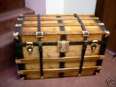 pirate room toy chest