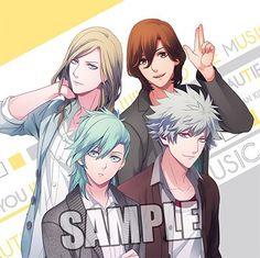 Anime People, Anime Guys, Anime Harem, Brothers Conflict, Boy Idols, Akatsuki No Yona, Ayato, Uta No Prince Sama, Anime Music