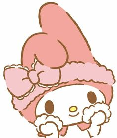 Sanrio Wallpaper, My Melody Wallpaper, Hello Kitty Wallpaper, Iphone Wallpaper, Wallpaper Backgrounds, Kawaii Cute, Kawaii Anime, Badtz Maru, Melody Hello Kitty