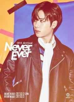 잭슨 왕 Jackson Wang #NeverEver #GOT7
