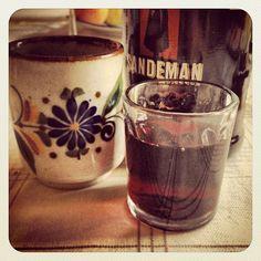 Oporto y café.