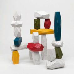 Poketo Balancing Blocks
