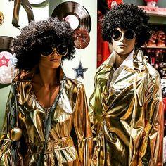 So 70`s... #Disco #Gold #Fashion #MySeason #Απόκριες