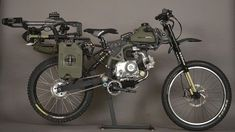 Motopeds Survival Bike