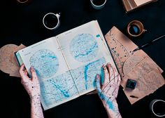 Map-marked stars (Endless Book) by Dina Belenko on 500px