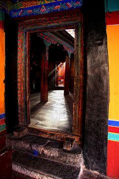 Het Jokhang-klooster. Kijk voor meer reisinspiratie op www.nativetravel.nl