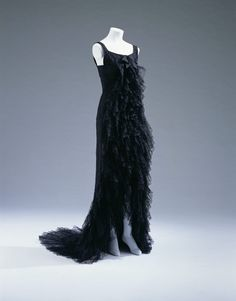 Evening Dress; Cristobal Balenciaga, 1961