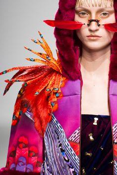 Manish Arora Clp Bis at Paris Fashion Week Fall 2015 - StyleBistro