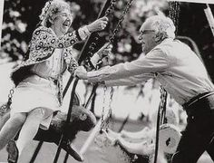 bucket list: to be lucky enough to experience love and laughter with someone that will never end no matter what age