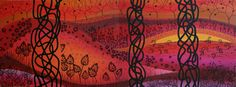 Elisa Viotto Arte . September . 80 x 60 cm piece .  oil on canavas . 2008