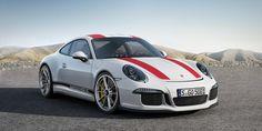 La sorpresa atmosférica de Porsche El 911 R - 1