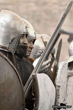 Battle line by gg-al.deviantart.com on @DeviantArt