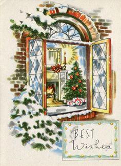 Through the Christmas Window (http://www.ebay.com/itm/unused-Vintage-Christmas-Card-Fireplace-and-Chris5tmas-Tree-in-Open-Window-/311359051585?roken=cUgayN&nma=true&si=YmryzsFoCvhRz3ncRzxQ2BiGH2s%253D&orig_cvip=true&rt=nc&_trksid=p2047675.l2557)