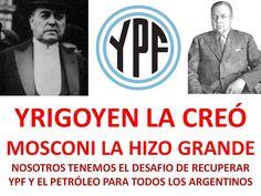 Comité Departamental Uruguay de la Unión Cívica Radical: A 107 años del descubrimiento del petróleo en Arge...