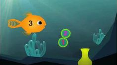 Motion Math: Hungry Fish. Feed your fish and play with numbers! Motion Math: Hungry Fish is a fun addition and subtraction game for iPad, iP...