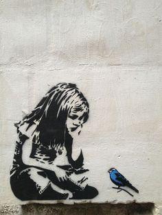 love - 10 Breathtaking Pieces of Love Street Art  <3 <3