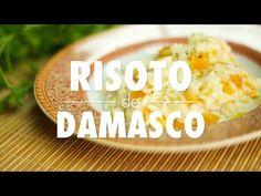 Receita de Risoto de Damasco | Fácil | Como Fazer - YouTube