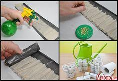 Пора высаживать семена на рассаду... Куда?! (Часть 1) Google Translate, Plastic Cutting Board